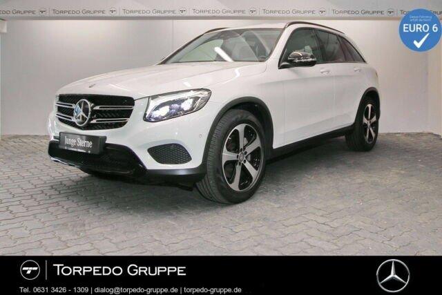 Mercedes-Benz GLC 220 d 4M EXCLUSIVE LED+NIGHT+DISTR+PTS+SHZ+K, Jahr 2016, diesel