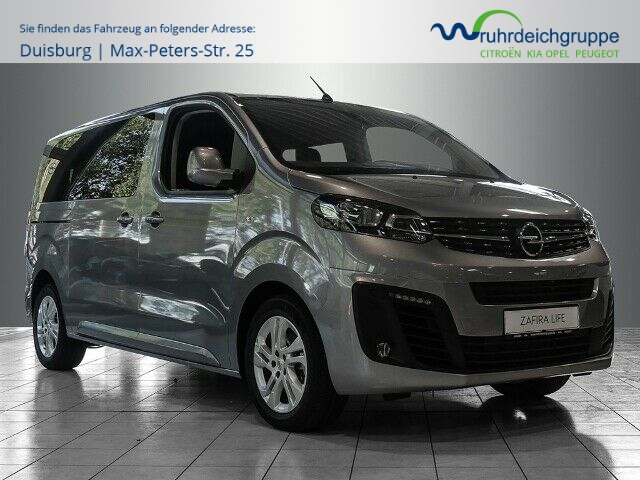 Opel Zafira Life Selection M+Navi+PDC+SHZ+Klimaautomatik, Jahr 2019, Diesel