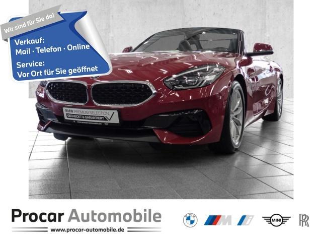 BMW Z4 sDrive20i Advantage Cabrio Sport Aut. PDC RFT, Jahr 2019, Benzin