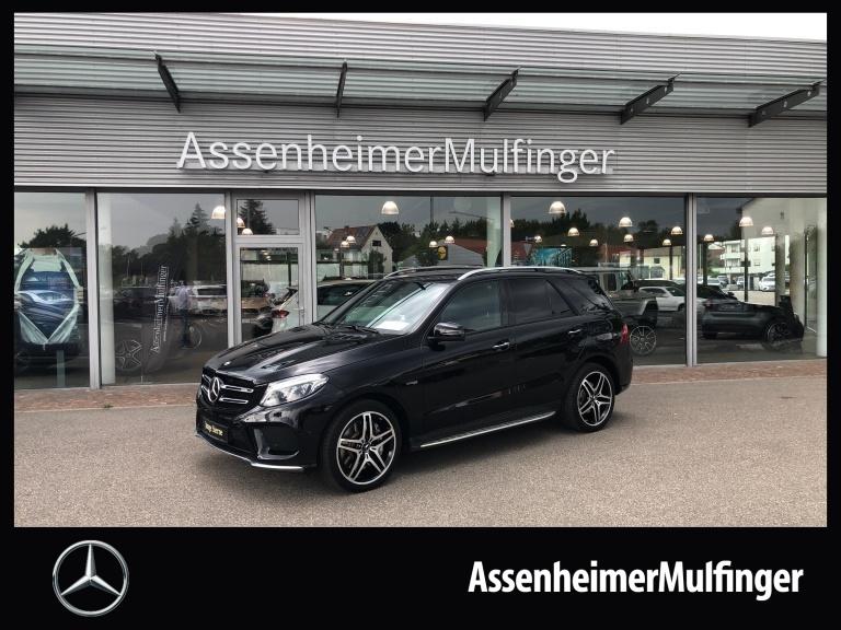 Mercedes-Benz GLE 43 AMG 4matic **COMAND/AHK/360°/Sitzklima, Jahr 2017, Benzin