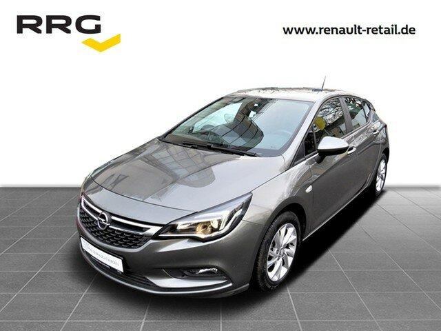 Opel Astra 1.0 Ecotec Edition 0,99% Finanzierung!!!, Jahr 2019, Benzin