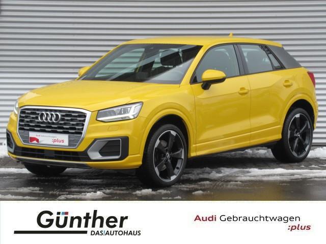 Audi Q2 1.6 TDI SPORT+ACC+LED+NAVI+LED+SOUND SYSTEM+, Jahr 2016, Diesel