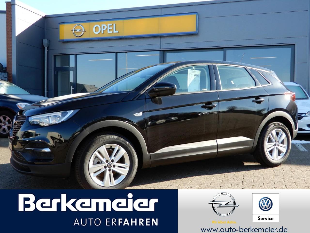Opel Grandland X Edition 1.6 CDTI Sitzh/Parkp, Jahr 2018, Diesel