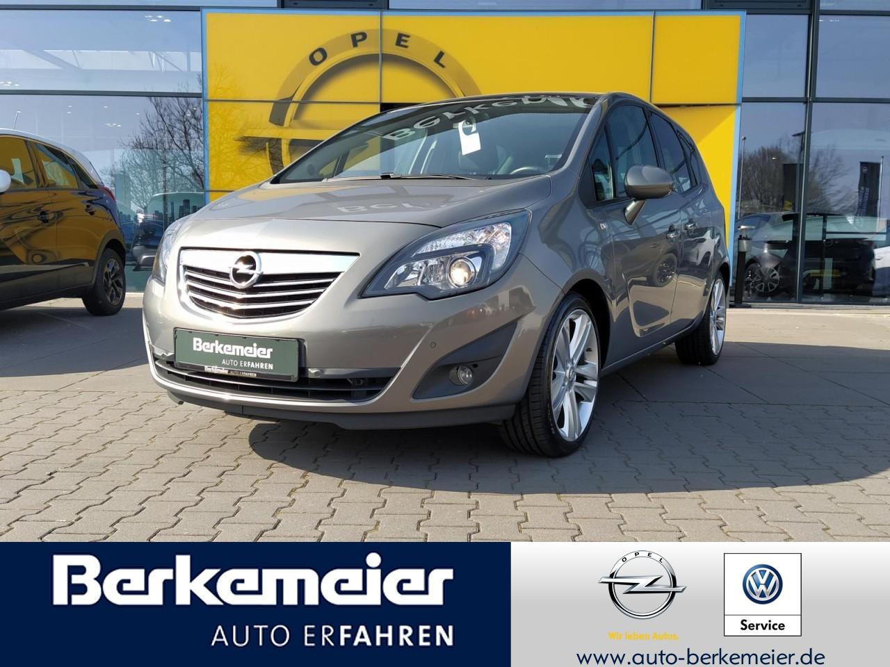 Opel Meriva B Innovation 1.4 Panorama/Klimaauto/Parkpi/Sitzh, Jahr 2012, Benzin