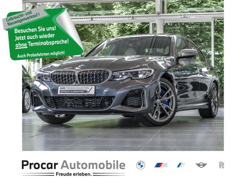 BMW M340i xDrive Gestiksteuerung Head-Up DAB LED, Jahr 2020, Benzin