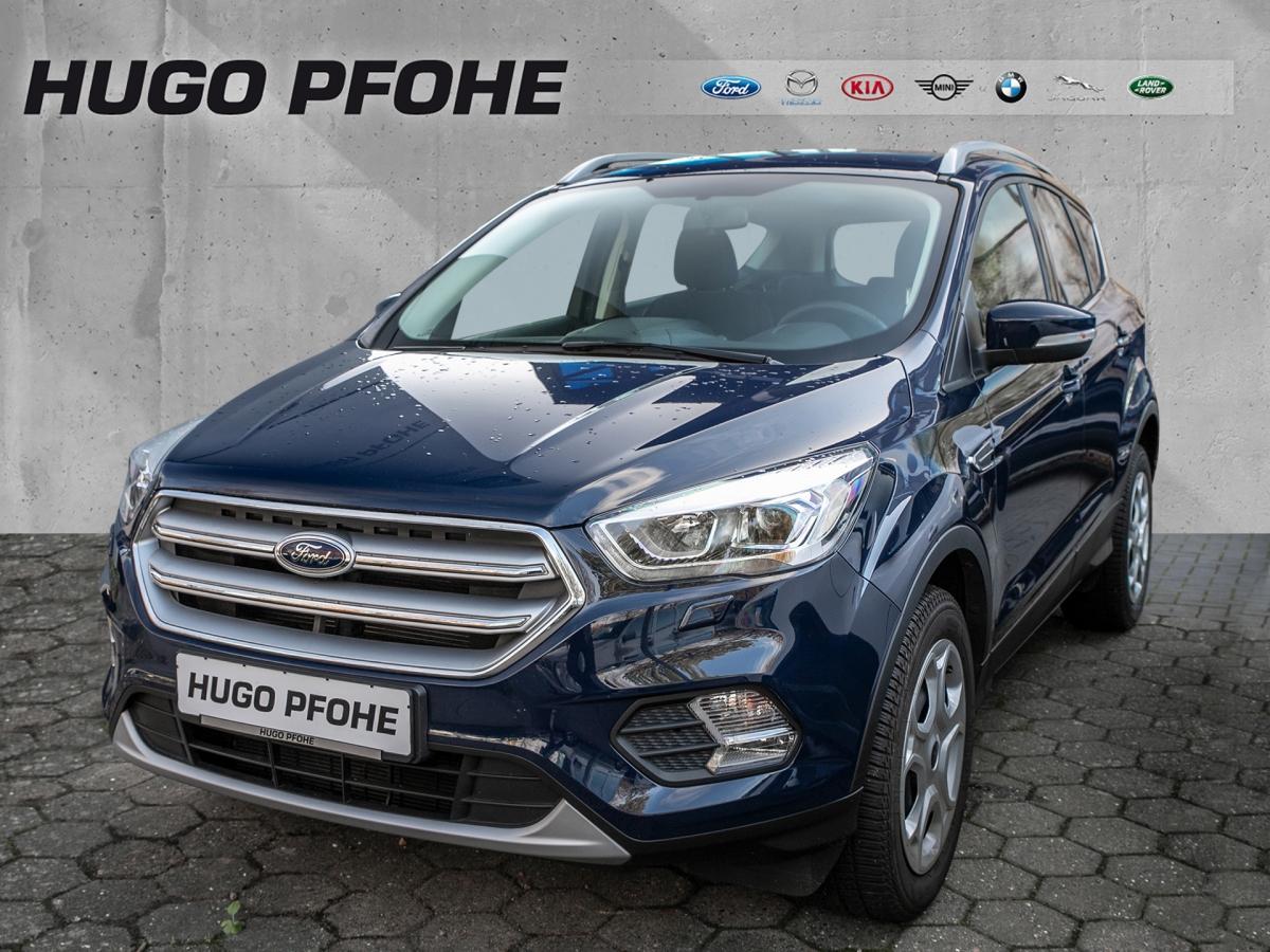Ford Kuga Trend 1.5 EcoBoost *Winterpaket * Key Free, Jahr 2017, Benzin