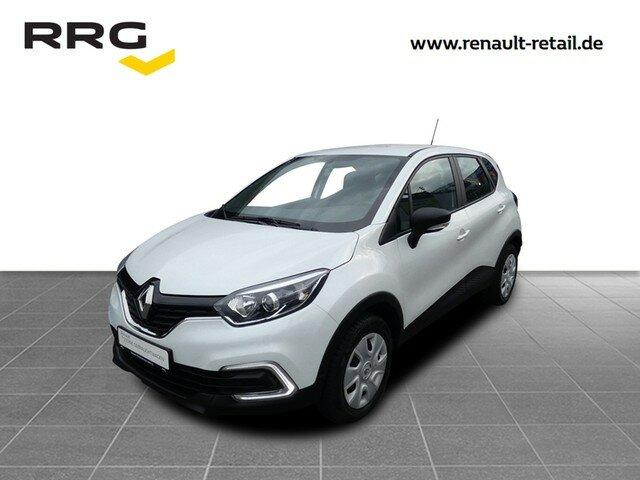 Renault Captur TCe 90 Life 0,99% Finanzierung!!!, Jahr 2017, Benzin