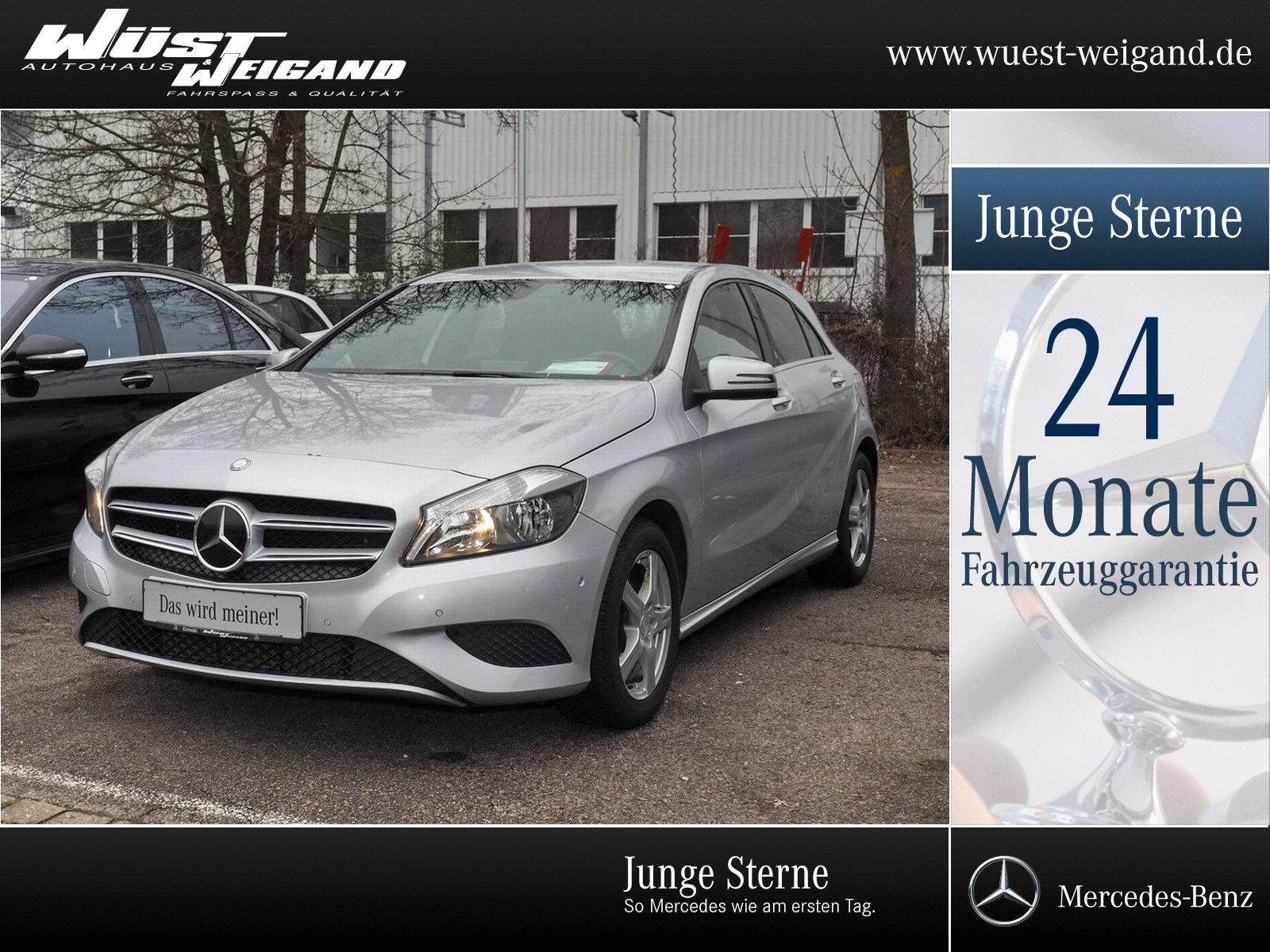 Mercedes-Benz A 220 CDI Urban BlueEfficiency, Jahr 2014, diesel