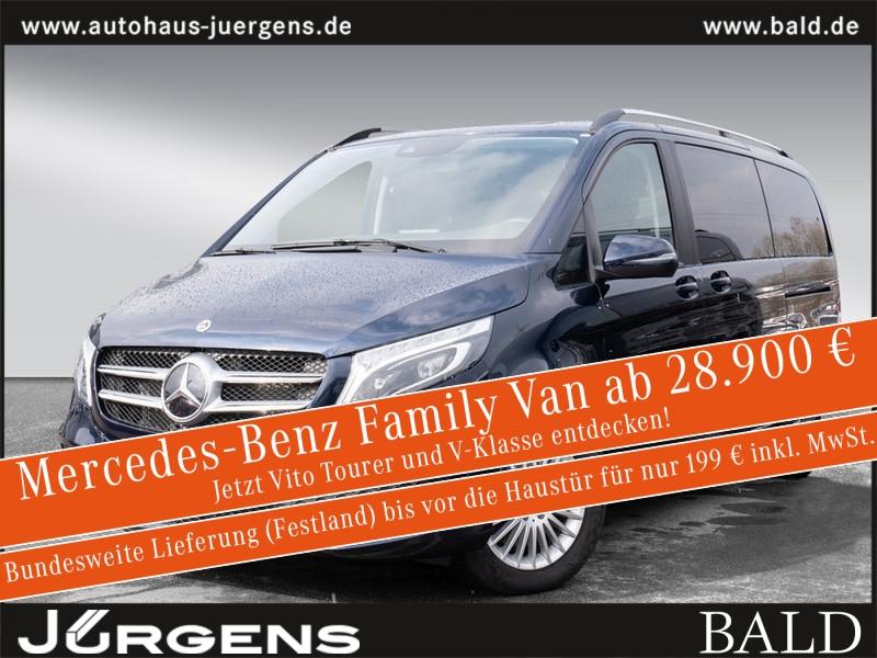 Mercedes-Benz V 300 d Edition Navi LED Distronic Liegepaket 2x, Jahr 2020, Diesel