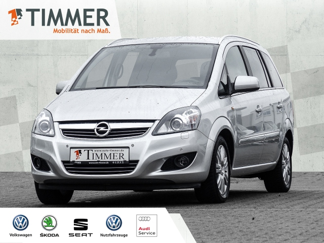 Opel Zafira B 1.8 Family *KLIMA*TEMPOMAT*, Jahr 2013, Benzin