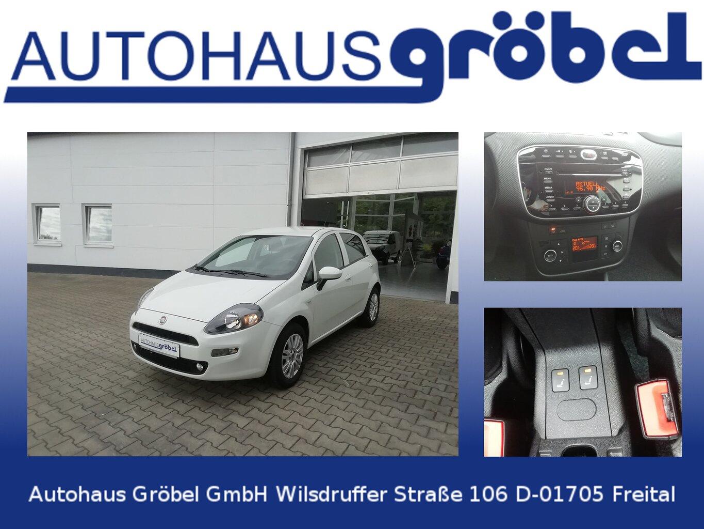 Fiat Grande Punto 1.4 8V Klimaaut,Sitzheiz.Bluetooth, Jahr 2017, Benzin