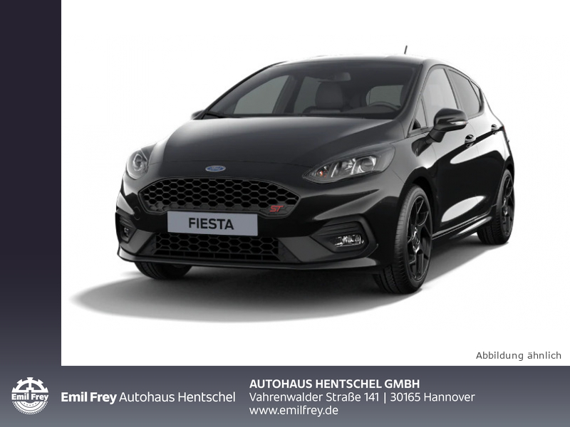 Ford Fiesta 1.0 EcoBoost Hybrid S&S ST-LINE X, Jahr 2020, Benzin
