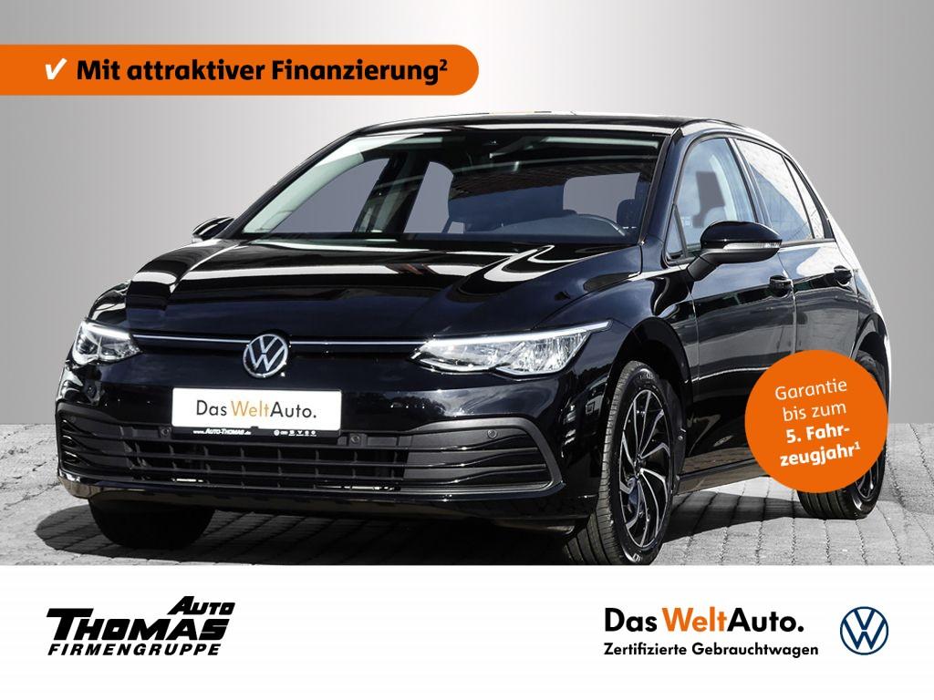 "Volkswagen Golf VIII ""Life"" 2.0 TDI LED+NAVI+17"", Jahr 2020, diesel"