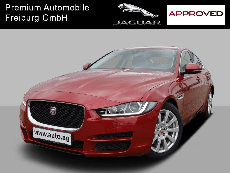 Jaguar XE 20D KOMFORT NAVI SICHT APPROVED, Jahr 2015, Diesel