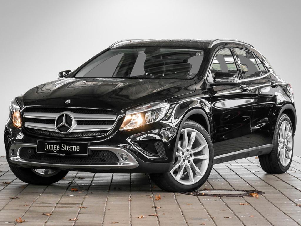 Mercedes-Benz GLA 220 CDI Urban/Navi/Park-A/SHZ/19''/7G, Jahr 2015, diesel