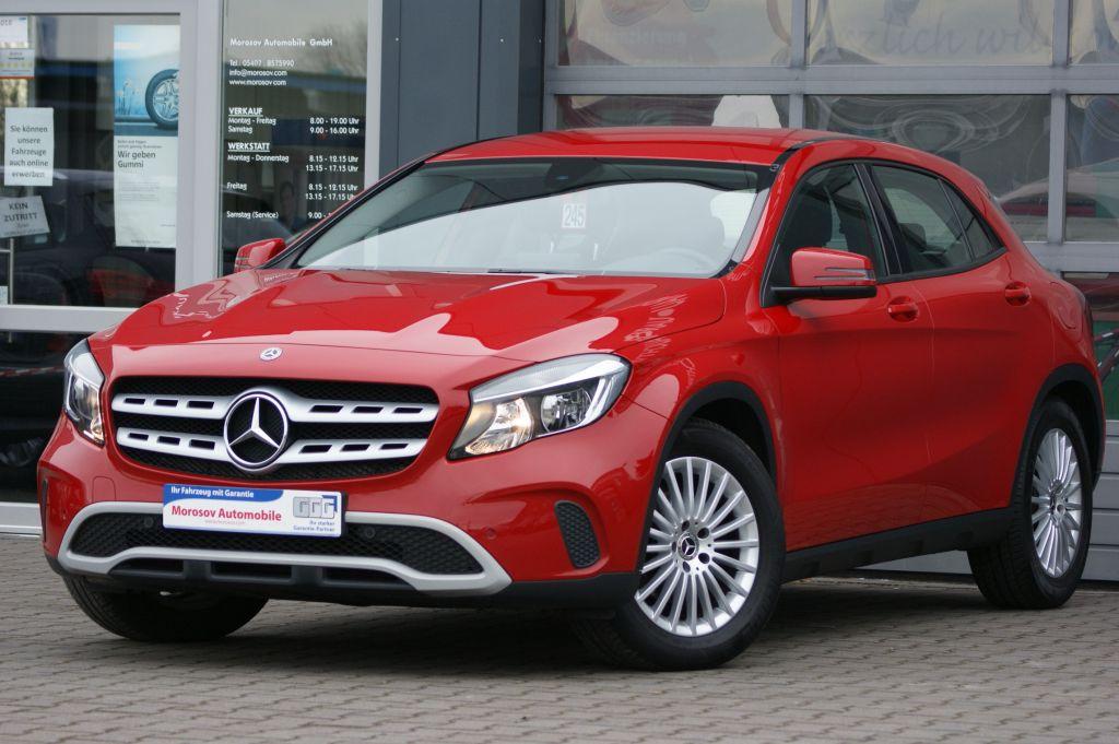 Mercedes-Benz GLA 220 d 7G-DCT, Jahr 2017, Diesel