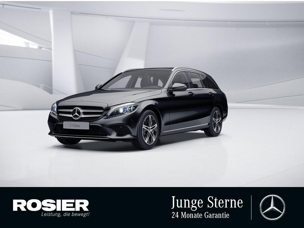 Mercedes-Benz C 400 4M T Avantgarde, Jahr 2019, Benzin