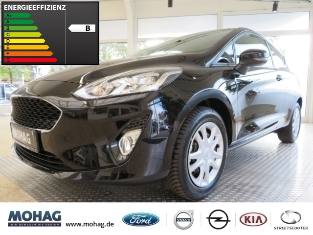 Ford Fiesta Cool&Connect 1.1l *Klima-Ganzjahresreifen* -EU6d-T-, Jahr 2020, Benzin