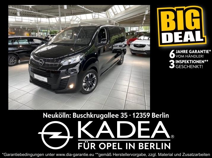 Opel Zafira Life 2.0 L Navi Pano Kamera Automatik, Jahr 2020, Diesel