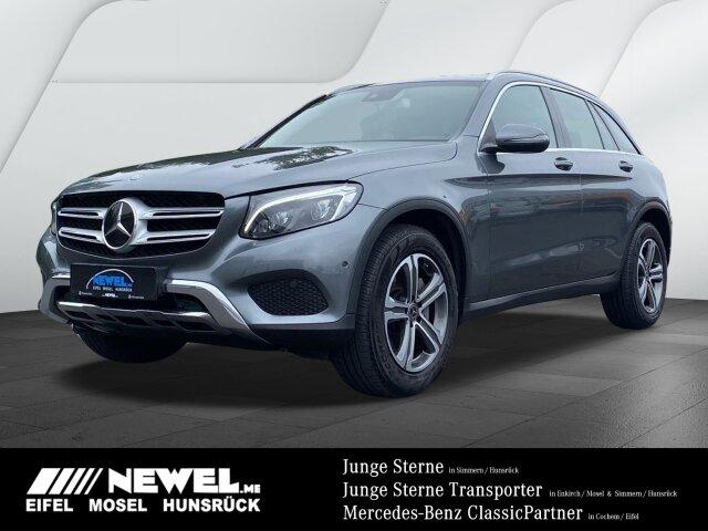 Mercedes-Benz GLC 250 d 4M AMG*COMAND*DISTRONIC*KAMERA*LEDBURM, Jahr 2018, Diesel