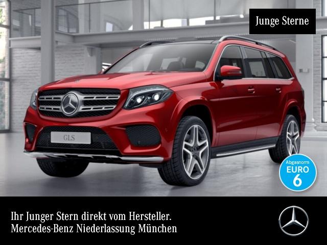 Mercedes-Benz GLS 350 d 4M AMG Stdhzg Pano Harman Distr. COMAND, Jahr 2017, Diesel