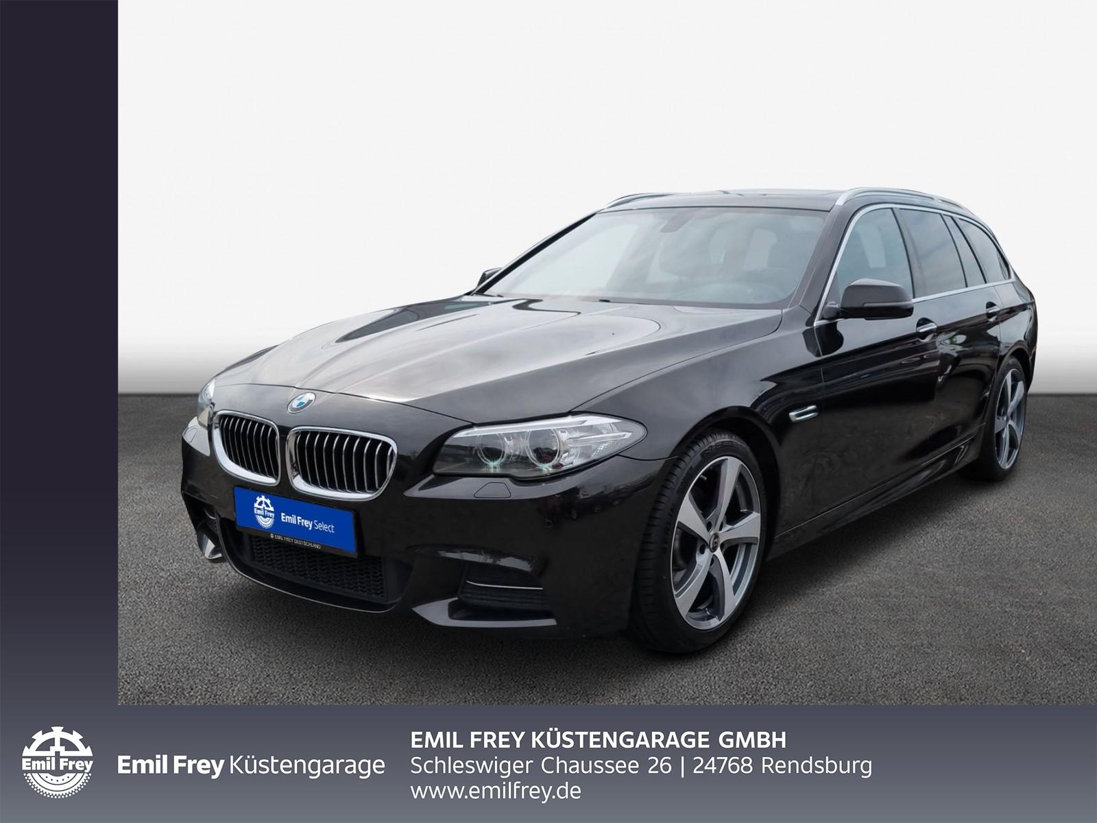 BMW 520d Touring Automatik, Jahr 2017, Diesel