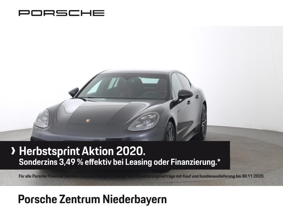 Porsche Panamera 4S Diesel, Jahr 2017, Diesel