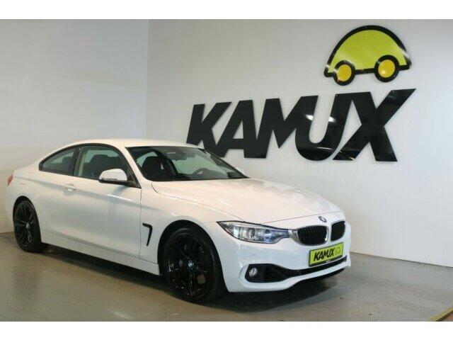 BMW 435 i Steptronic +Bi-Xenon+Navi Proff.+HuD+, Jahr 2014, Benzin