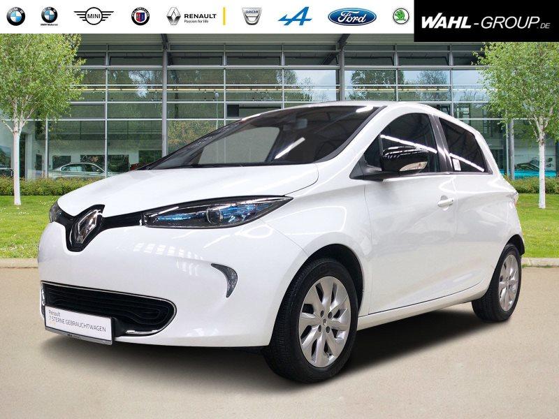Renault Zoe Intens 58 RFK Klimaaut. PDC zzgl. Batteriemiete, Jahr 2015, Elektro