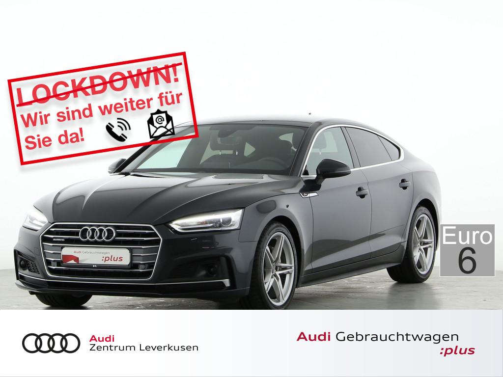 Audi A5 Sportback 2.0 quattro sport, Jahr 2019, Diesel