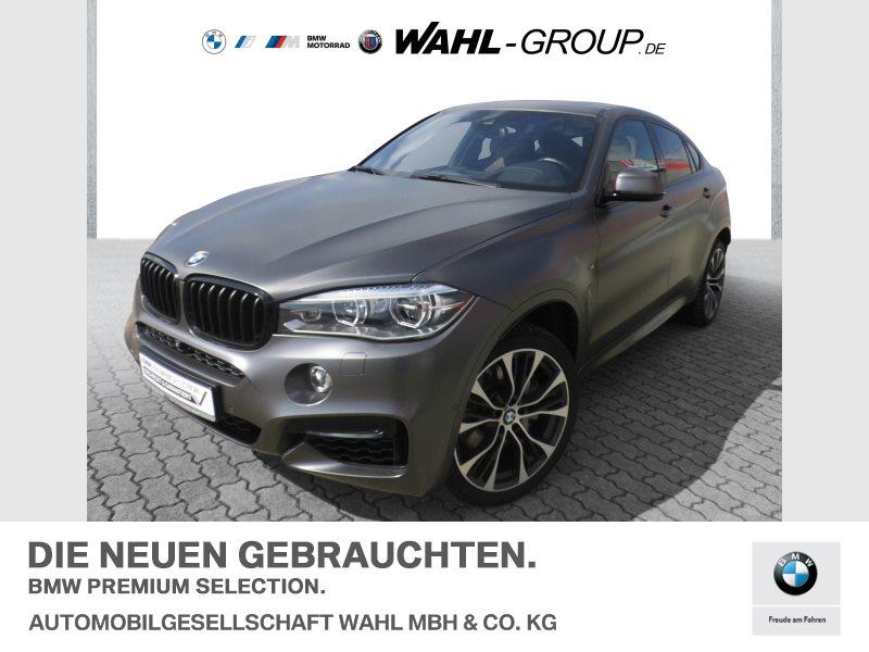 BMW X6 M50d   VOLLAUSSTATTUNG, Jahr 2018, Diesel