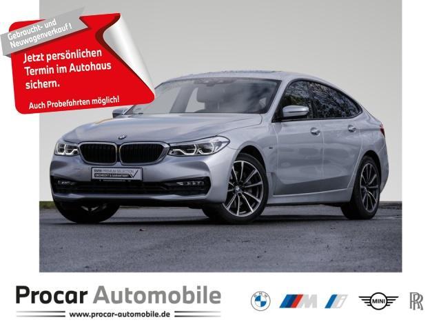 BMW 630 Gran Turismo GT A Sport Line Innovationsp. AHK, Jahr 2017, Diesel