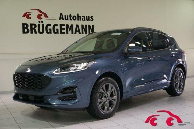 Ford KUGA 1,5 ECOBOOST 4X2 ST-LINE X NAVI LED ACC LM1, Jahr 2020, Benzin