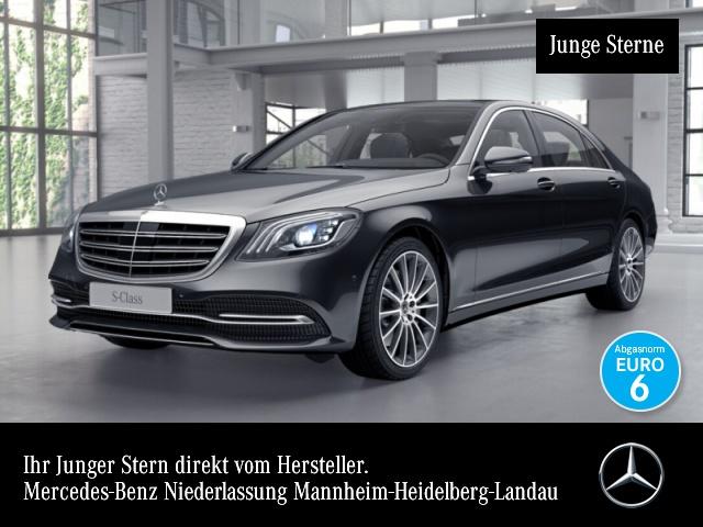 Mercedes-Benz S 560 L Magic Sky Magic Body Nachtsicht 360° HUD, Jahr 2018, Benzin