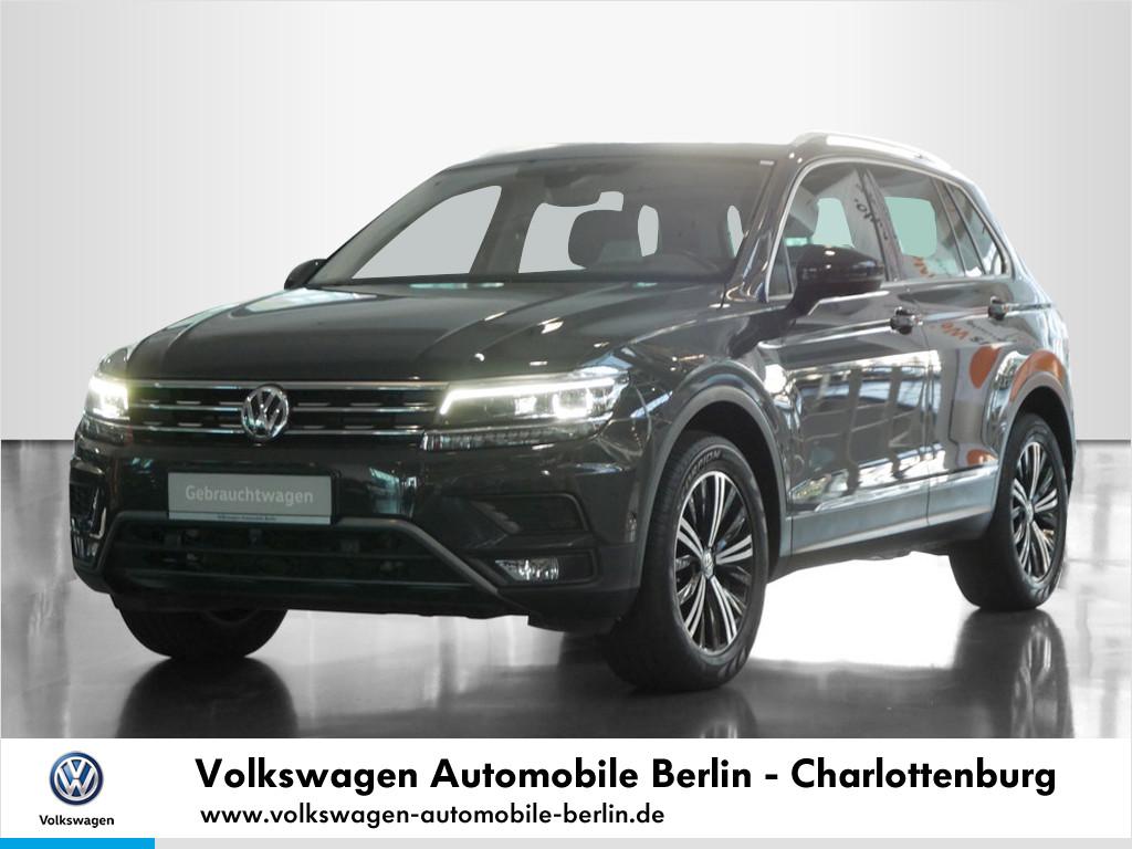Volkswagen Tiguan 2.0 TDI Highline 4MOTION BMT, Jahr 2018, Diesel