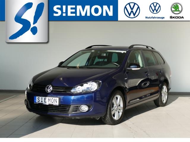 Volkswagen Golf Variant VI 1.2 TSI DSG Match AHK Navi Klima, Jahr 2013, Benzin