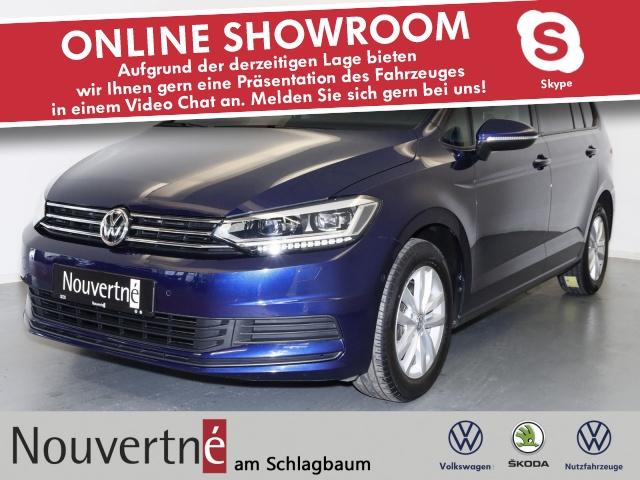 Volkswagen Touran 1.4 TSI + LED + SCHIEBEDACH + PDC +, Jahr 2016, Benzin