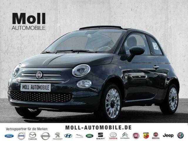 Fiat 500C Serie 8 Hybrid - Lounge inkl. WKR DAB+, Klima, Apple LED-Tagfahrlicht Multif.Lenkrad, Jahr 2020, Benzin