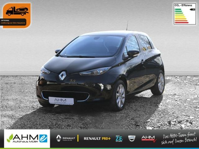 Renault ZOE Intens R240 22kWh-Mietbatterie STANDHZ EU6, Jahr 2015, Elektro