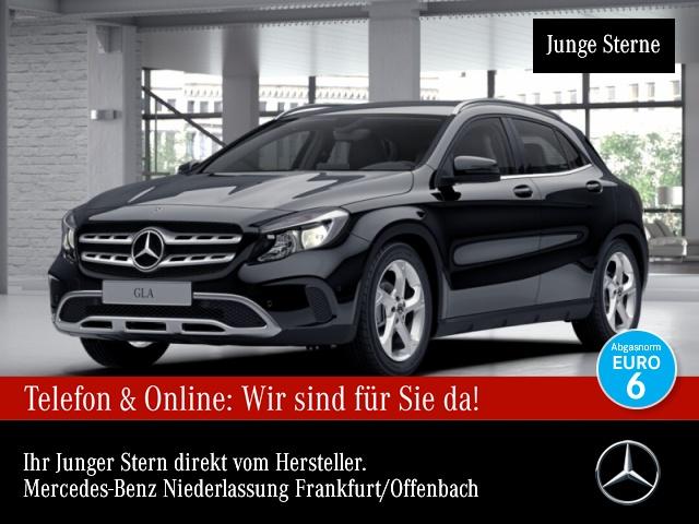 Mercedes-Benz GLA 180 Urban AHK Navi PTS Sitzh Sitzkomfort Temp, Jahr 2018, Benzin