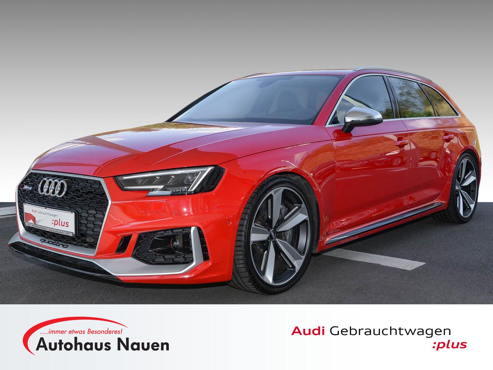 Audi RS 4 Avant 2.9 TFSI quattro (Virtual Cockpit*Panoramadach) Navi Leder, Jahr 2018, Benzin