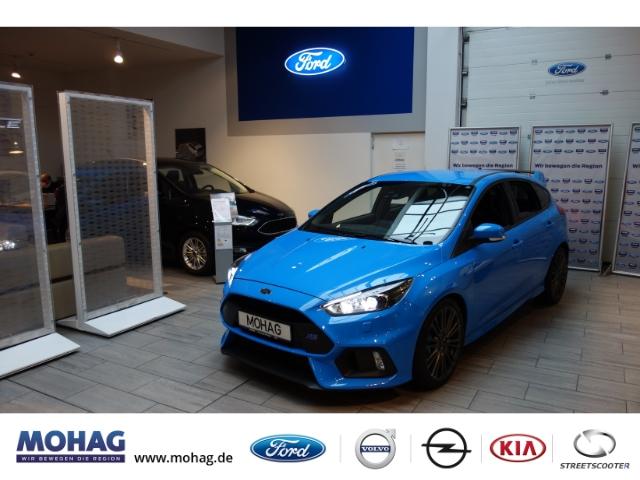 Ford Focus RS Navigation BI Xenonscheinnwerfer Klima, Jahr 2017, Benzin