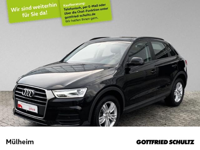Audi Q3 1.4 TSI PANO NAVI XENON PDC SIH, Jahr 2017, Benzin