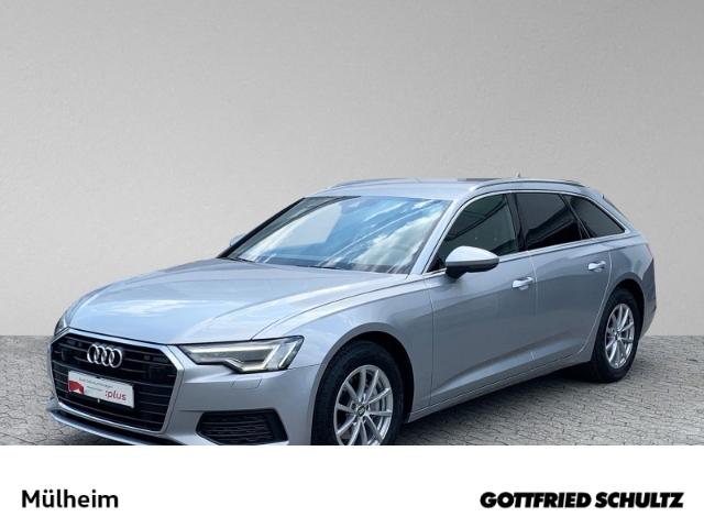 Audi A6 Avant 40 TDI S tronic MATRIX HUD AHK NAVI DAB, Jahr 2019, Diesel