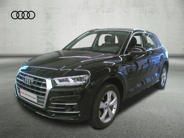 Audi Q5 40 TDI quattro S tronic S line LED Navi Standheizung, Jahr 2020, Diesel