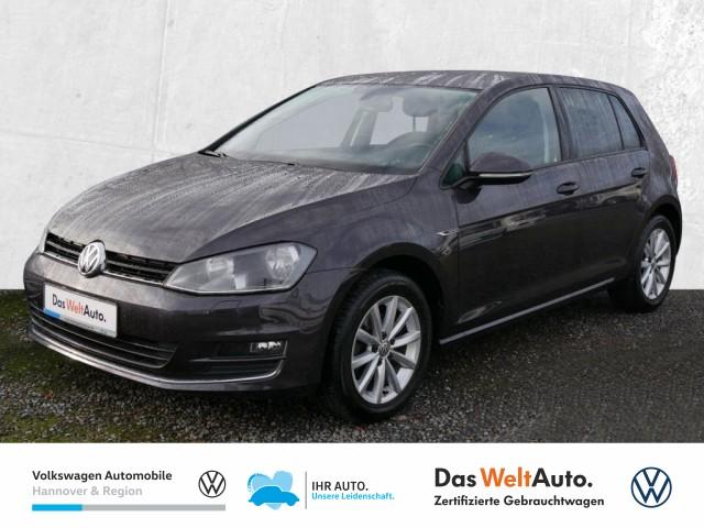 Volkswagen Golf VII 1.2 TSI BMT Lounge Navi GRA Klima ParkPilot Sitzheiz, Jahr 2015, Benzin