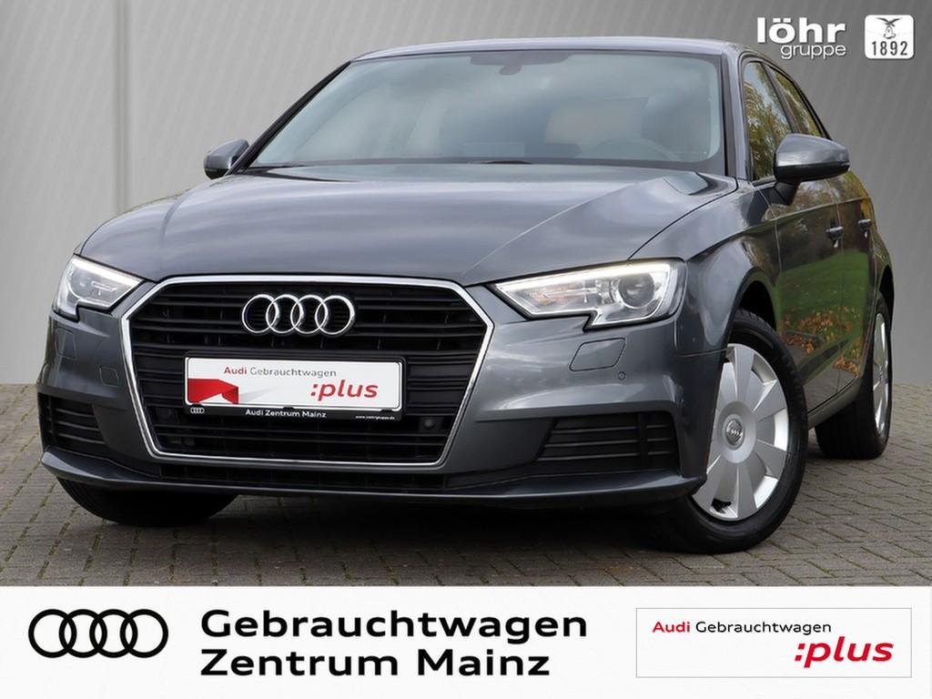 Audi A3 Sportback 1.0 TFSI *Navi*PDC*Xenon*, Jahr 2017, Benzin