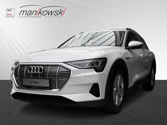 Audi e-tron 50 quattro Navi LED Kamera PDC LM Tempo, Jahr 2020, Elektro