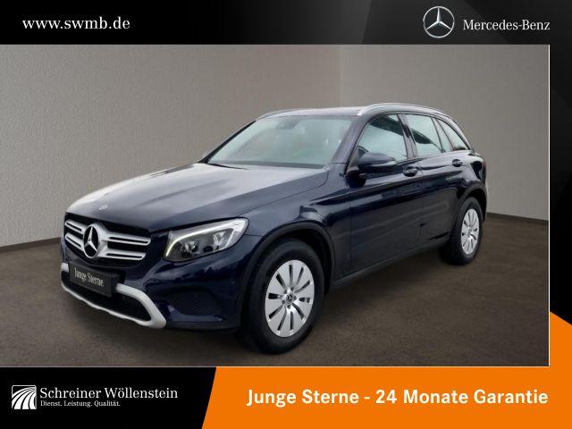 Mercedes-Benz GLC 350 d 4M Pano*LED-ILS*RKam*ARTICO*Shzg*elHK*, Jahr 2018, Diesel