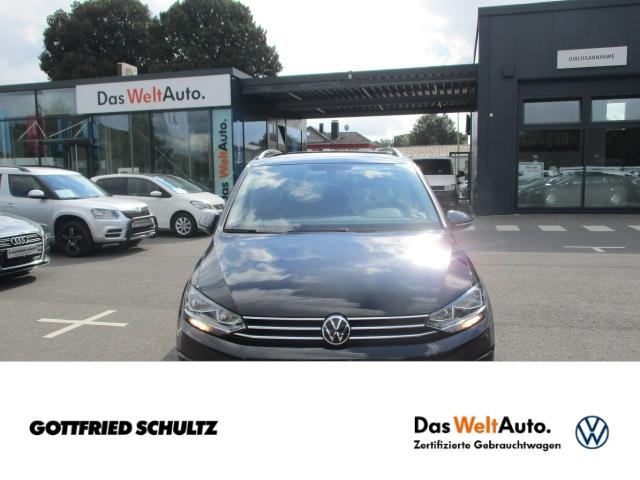 Volkswagen Touran United 1.5 TSI DSG NAVI PDC, Jahr 2021, Benzin